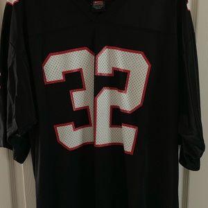 Nike XL Atlanta Falcons Jamal Anderson Jersey